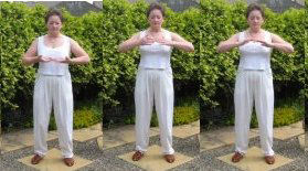 qigong move raise chi