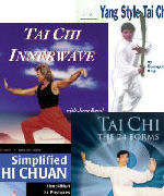 collection of tai chi forms 24 dvds