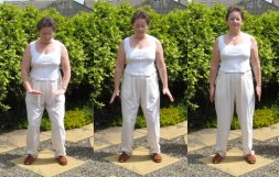 quietening chi exercise
